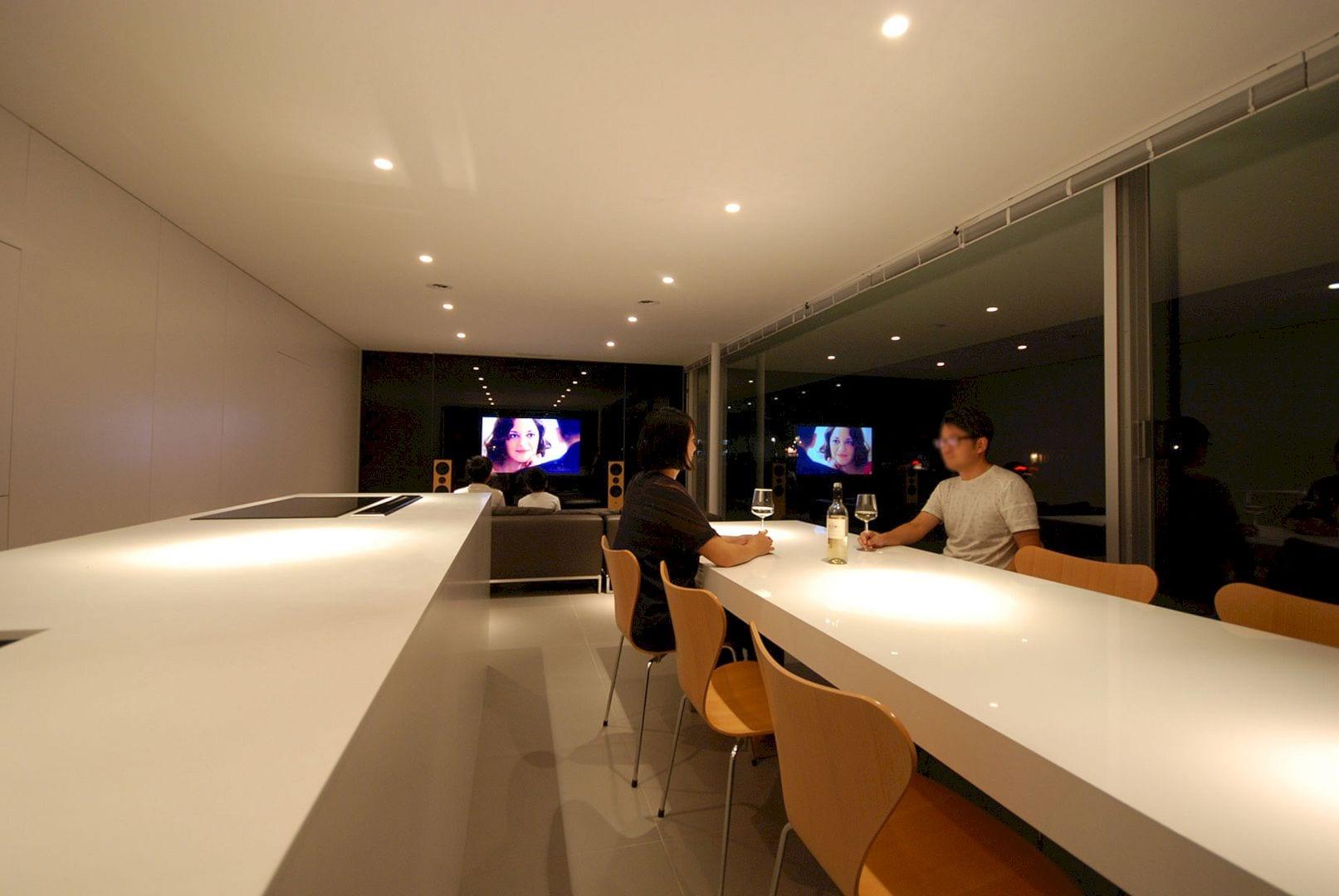 F Residence By Shinichi Ogawa & Associates 1