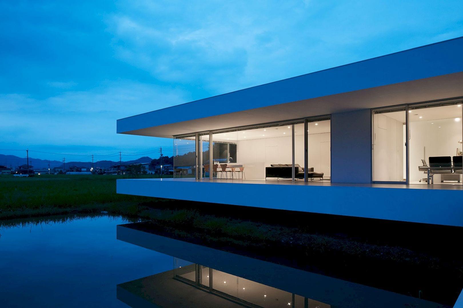 F Residence By Shinichi Ogawa & Associates 10
