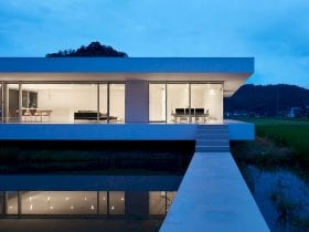 F Residence By Shinichi Ogawa & Associates 11