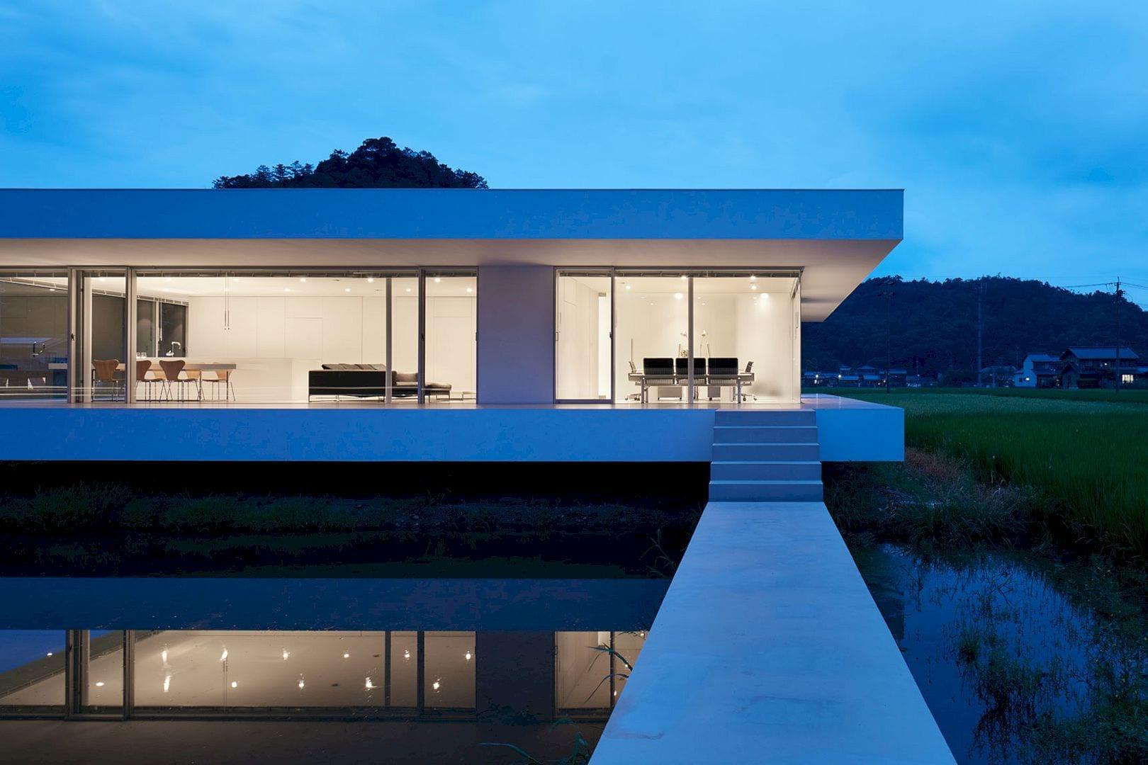 F Residence By Shinichi Ogawa & Associates 11
