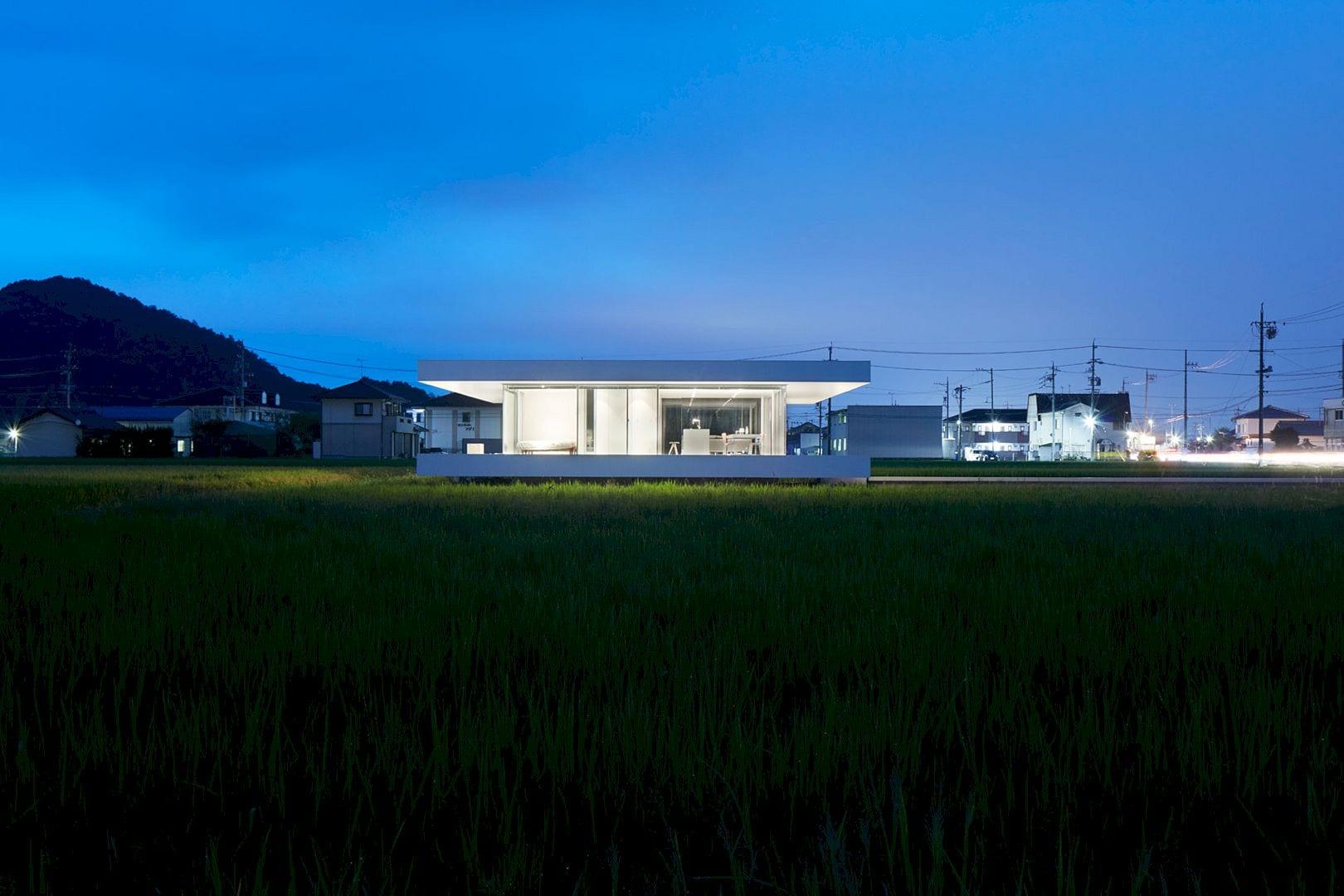 F Residence By Shinichi Ogawa & Associates 12