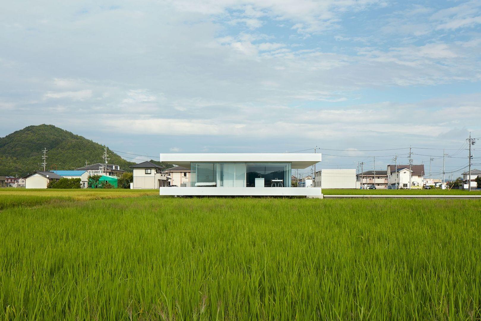 F Residence By Shinichi Ogawa & Associates 13