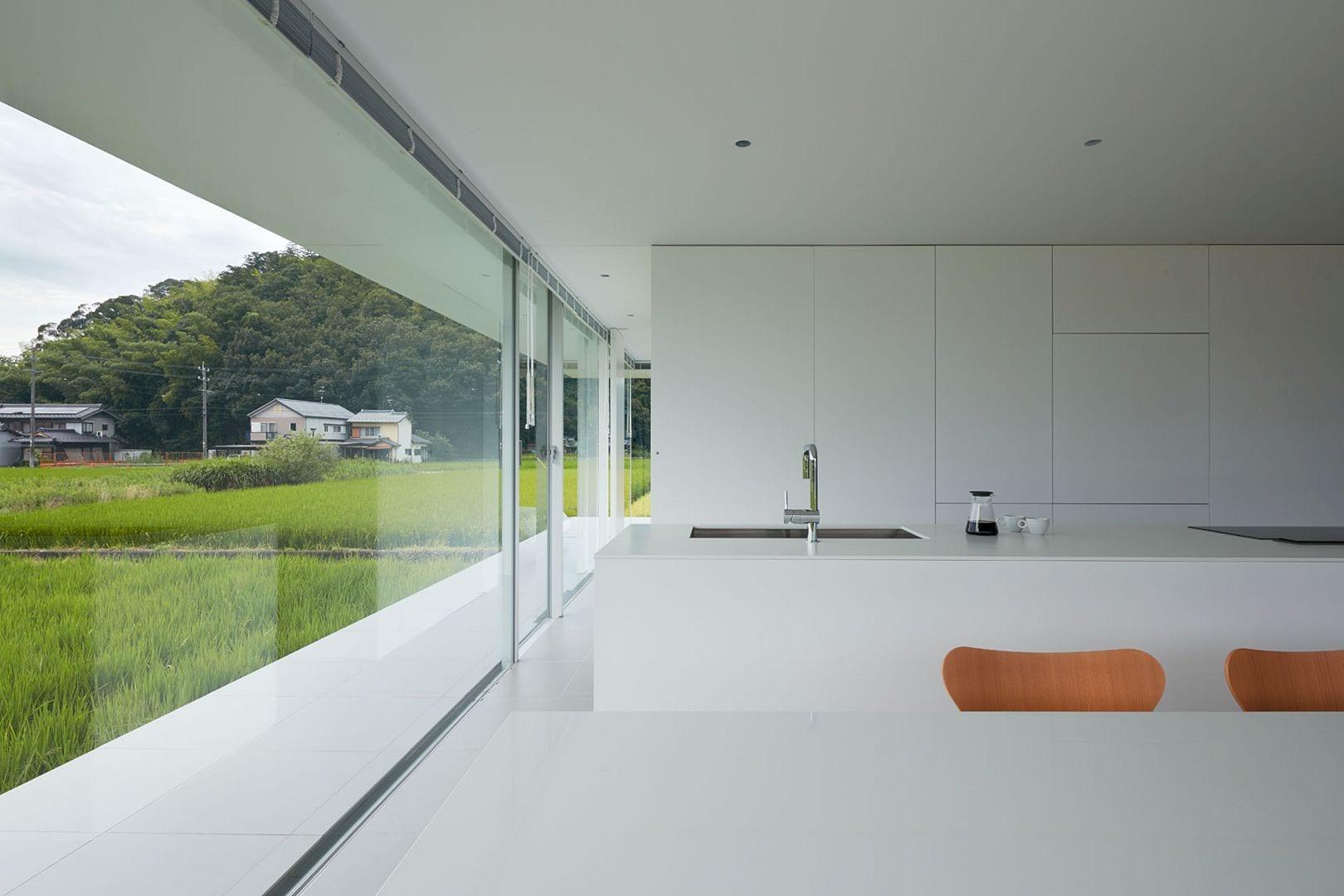 F Residence By Shinichi Ogawa & Associates 15