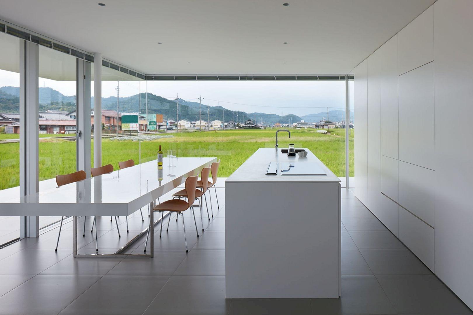 F Residence By Shinichi Ogawa & Associates 16