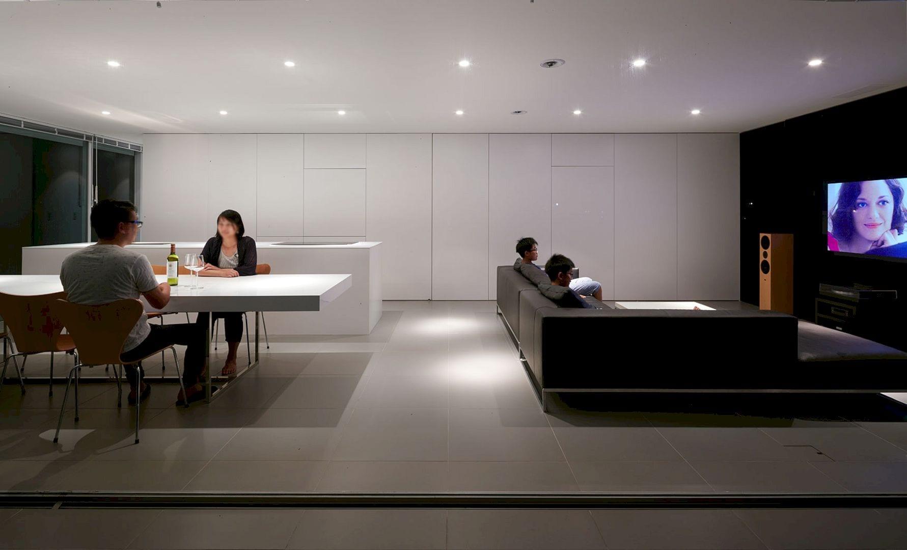 F Residence By Shinichi Ogawa & Associates 7