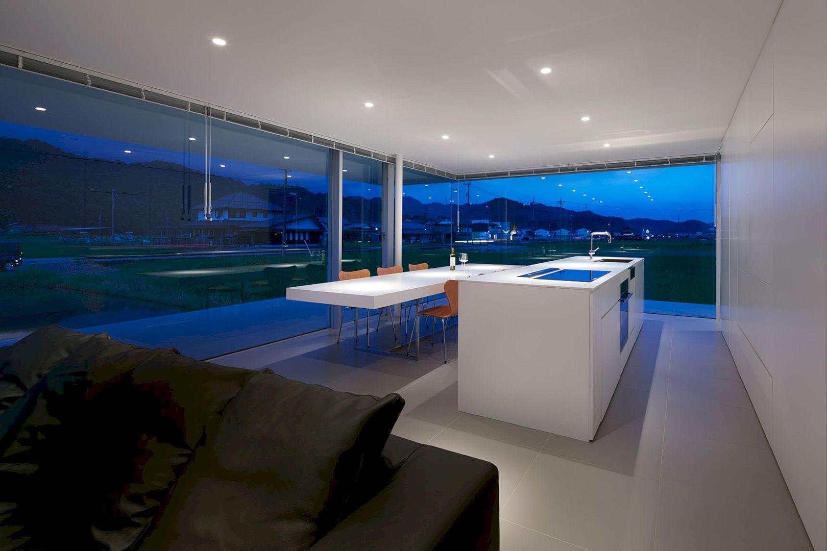 F Residence By Shinichi Ogawa & Associates 8