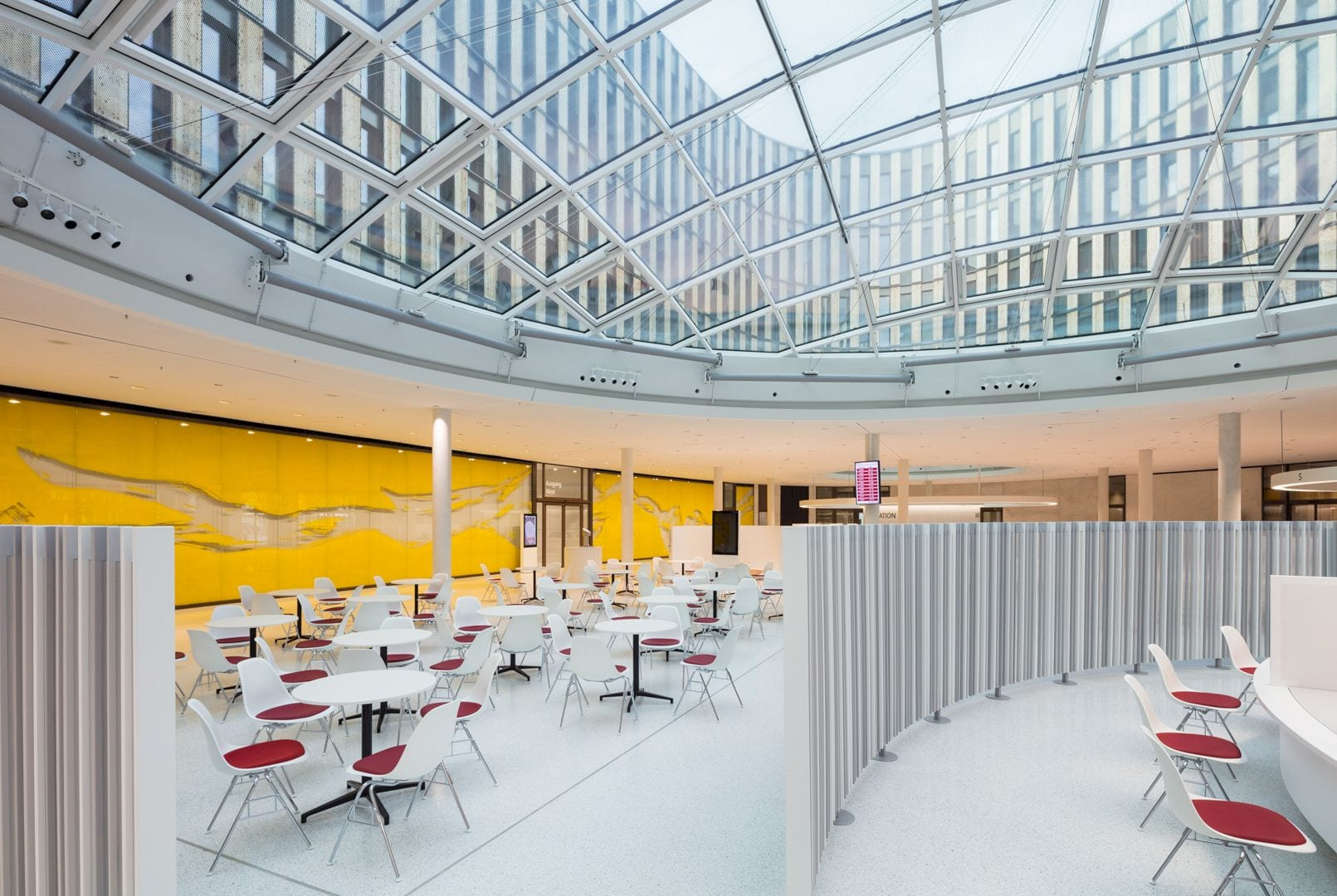 Freiburg Town Hall By Ingenhoven Architects 15