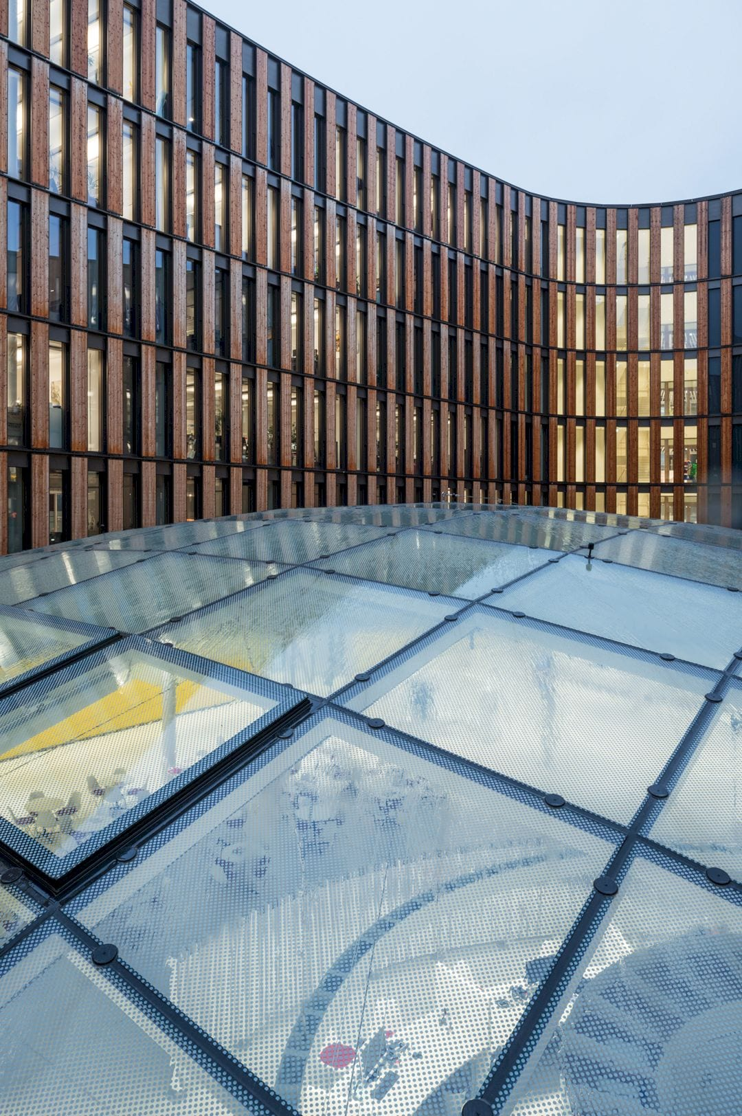 Freiburg Town Hall By Ingenhoven Architects 17