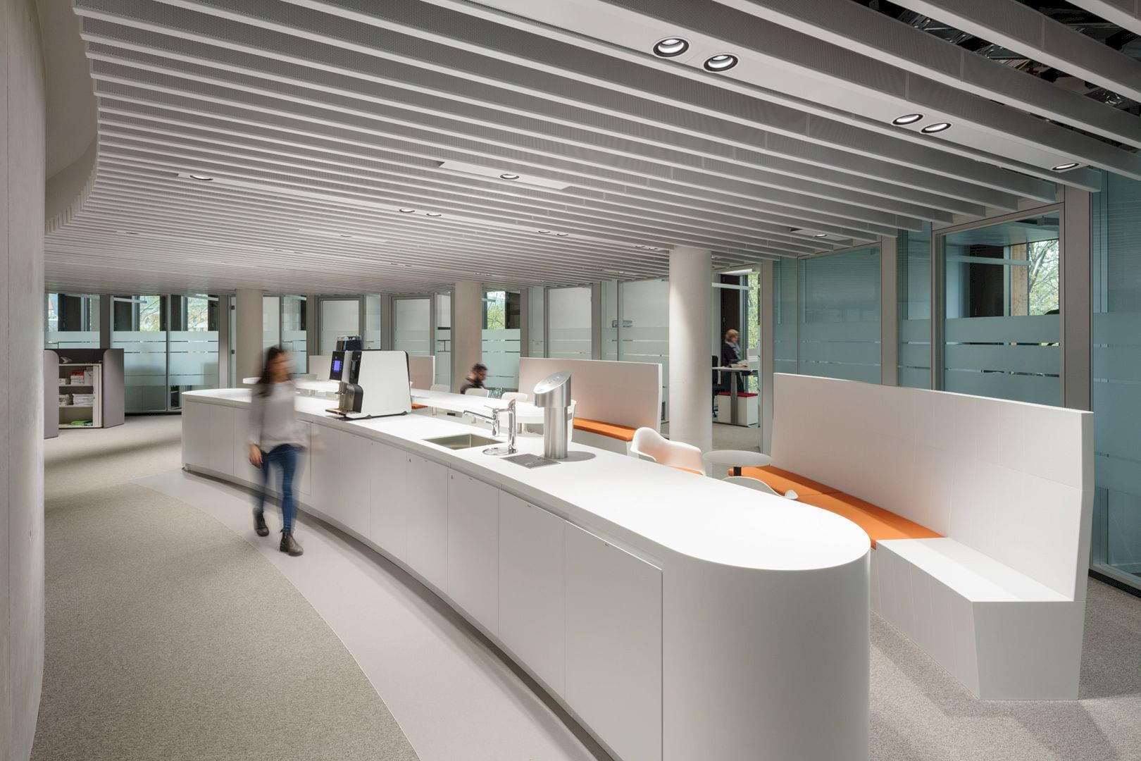 Freiburg Town Hall By Ingenhoven Architects 3