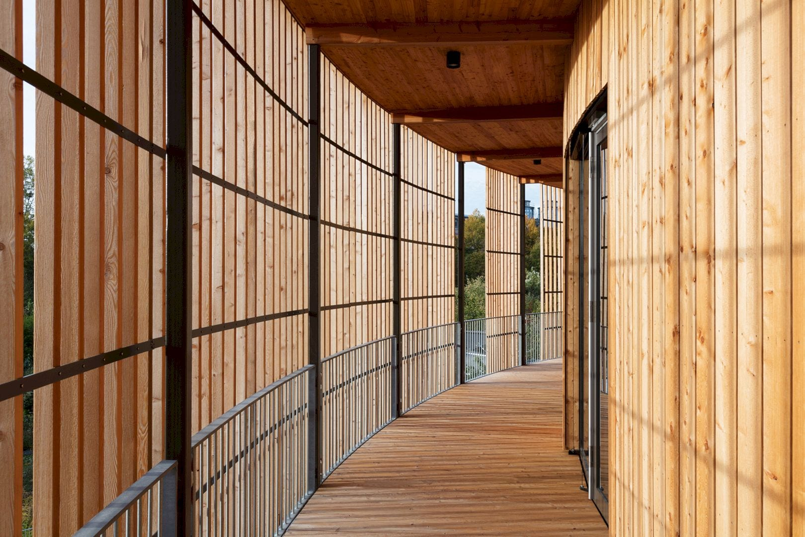 Freiburg Town Hall By Ingenhoven Architects 4