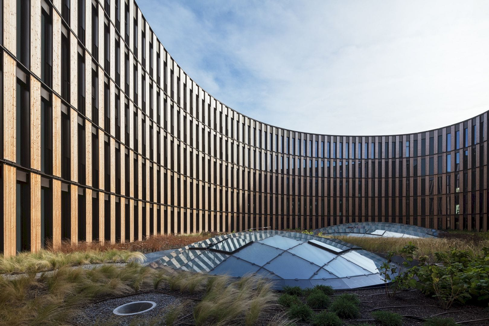 Freiburg Town Hall By Ingenhoven Architects 6