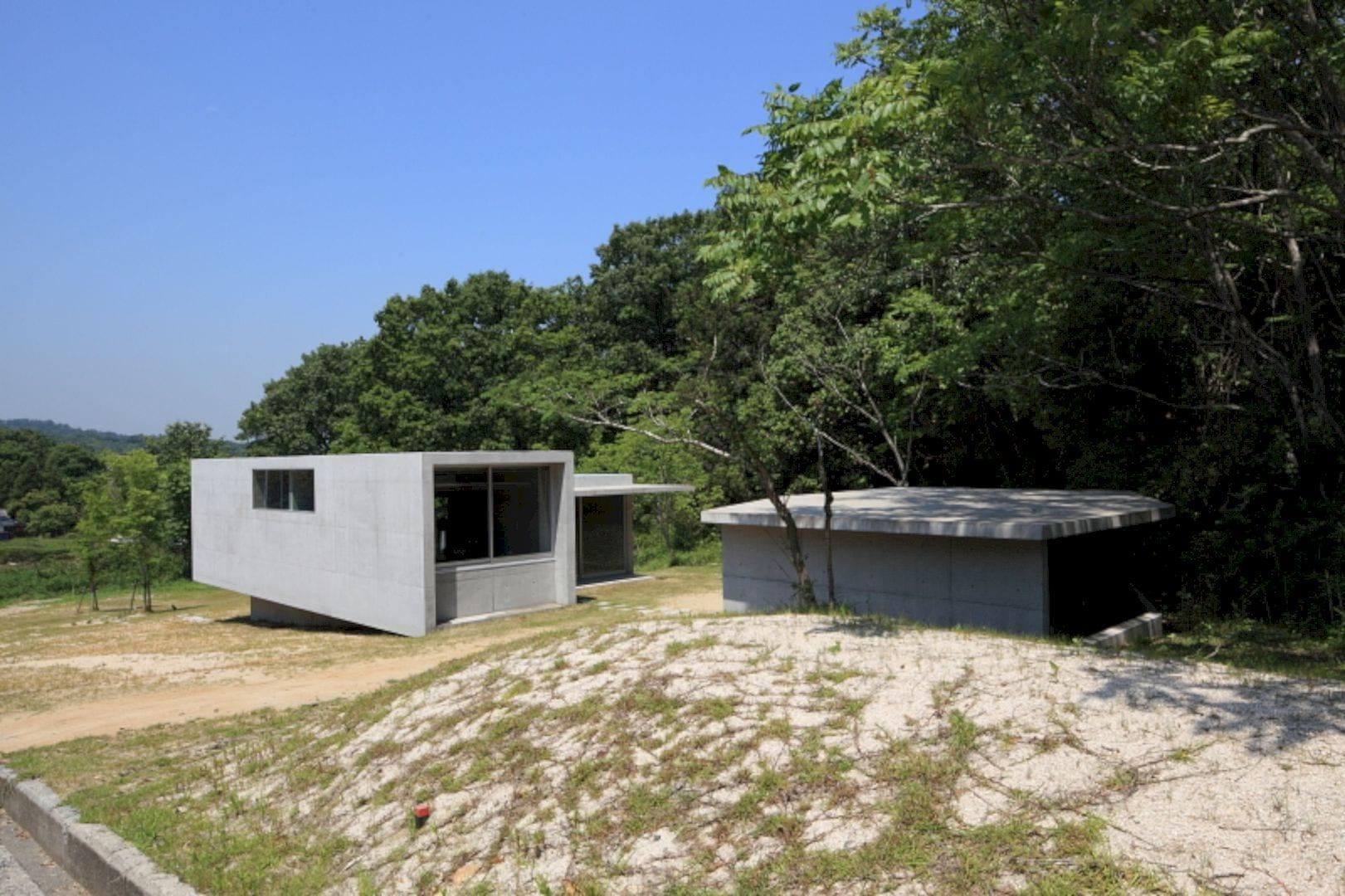 House In Ibara By Kazunori Fujimoto Architects 12