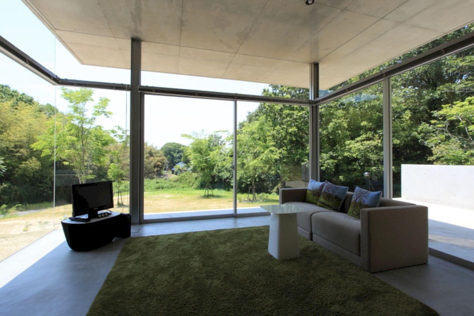 House In Ibara By Kazunori Fujimoto Architects 4