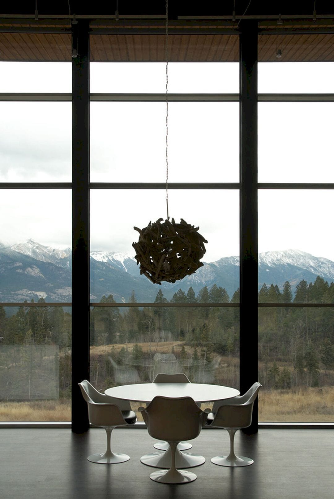 Invermere Frame House By Marc Boutin Architectural Collaborative 1