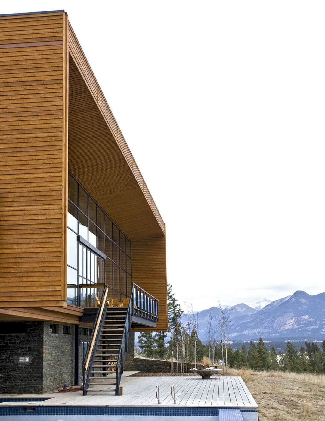 Invermere Frame House By Marc Boutin Architectural Collaborative 2