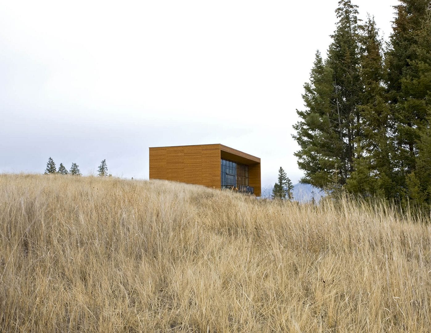 Invermere Frame House By Marc Boutin Architectural Collaborative 6