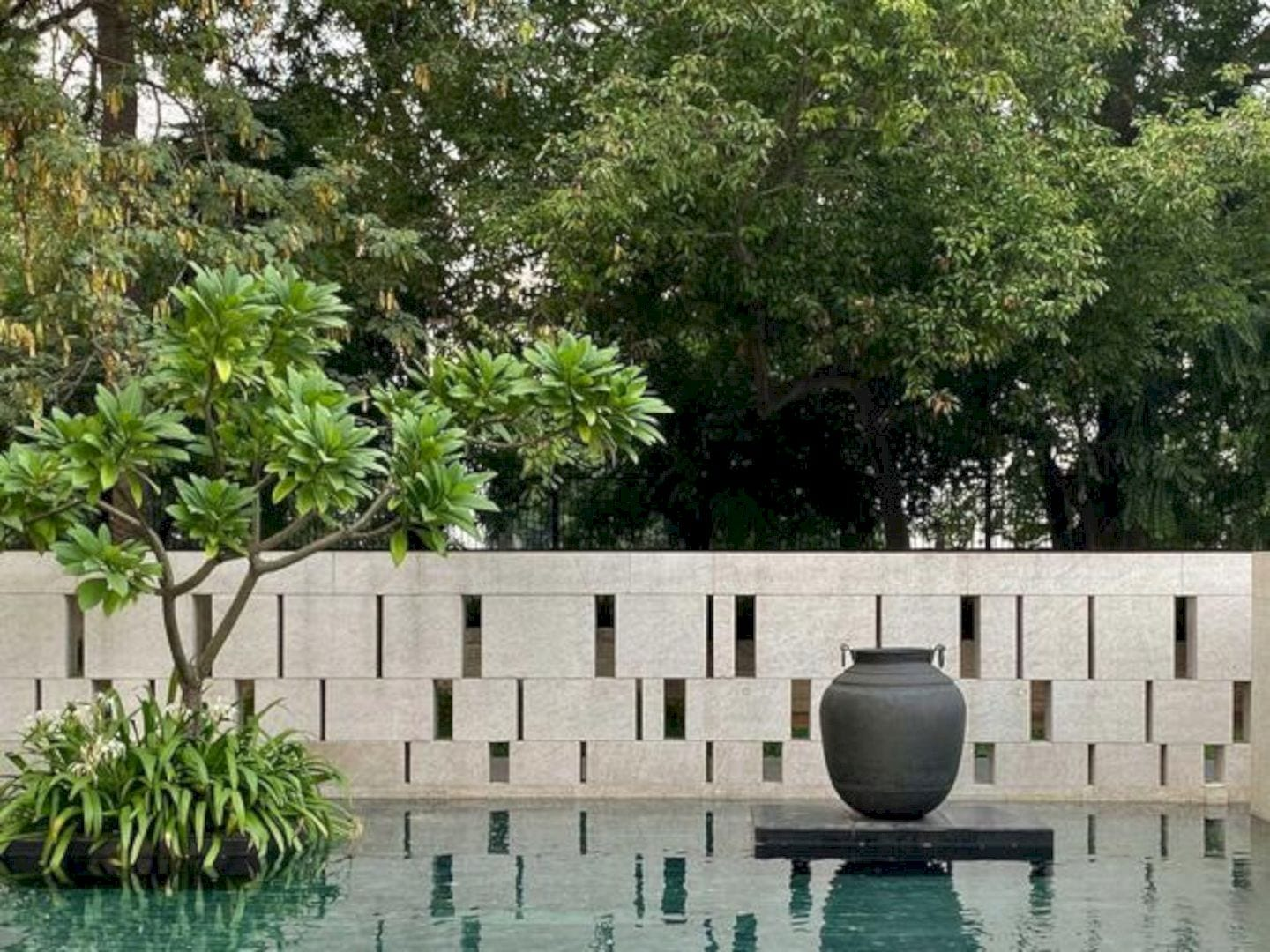 Jindal House By SCDA Architects 3