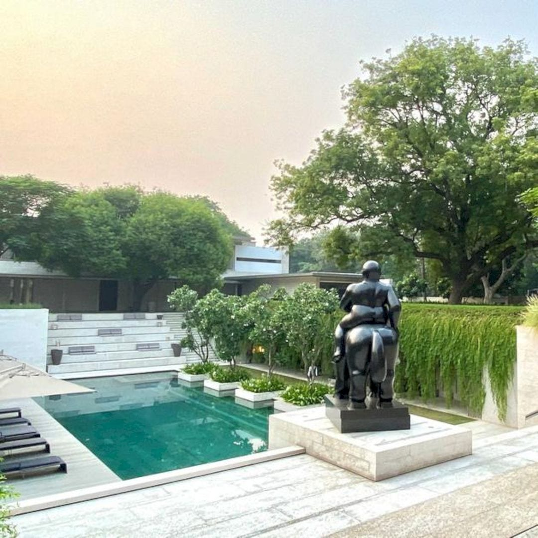 Jindal House By SCDA Architects 4