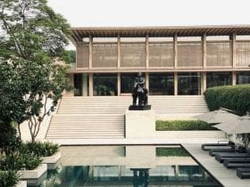 Jindal House By SCDA Architects 5