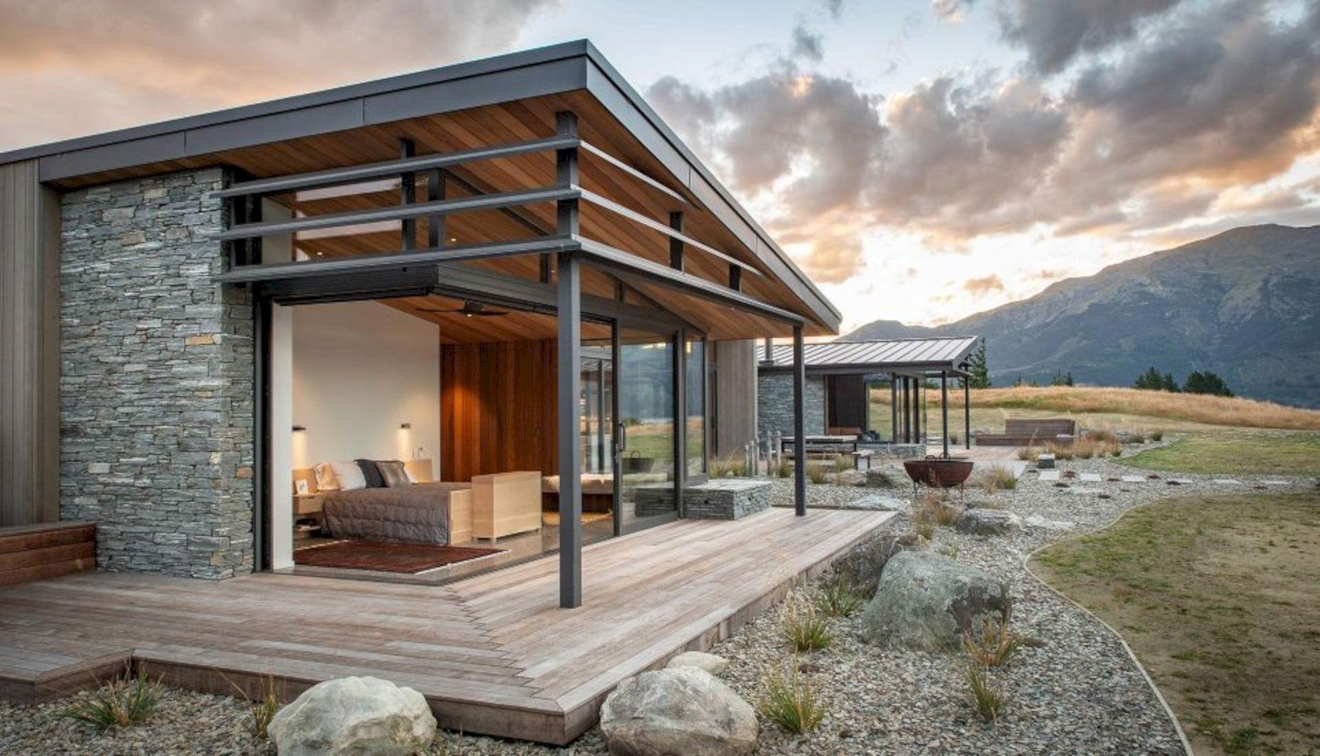 Lake Hawea House By Condon Scott Architects 10
