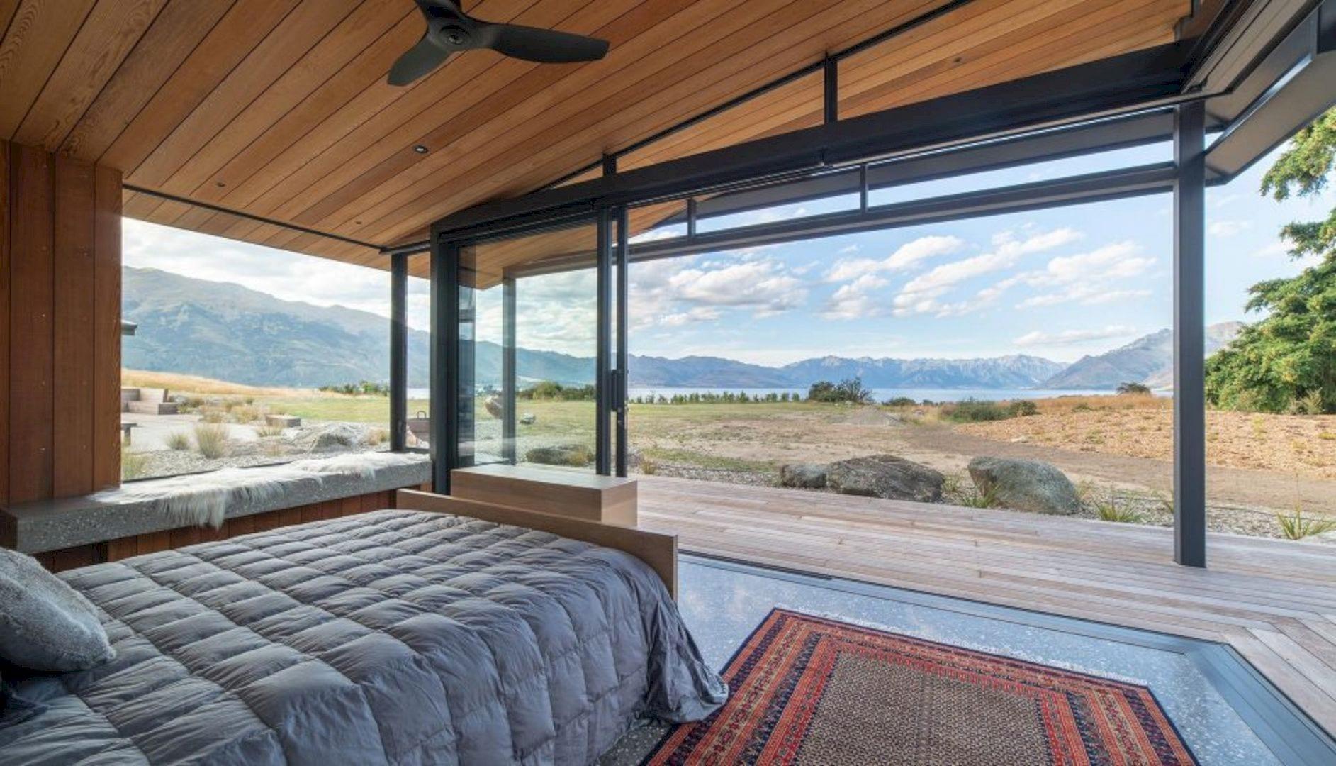 Lake Hawea House By Condon Scott Architects 11