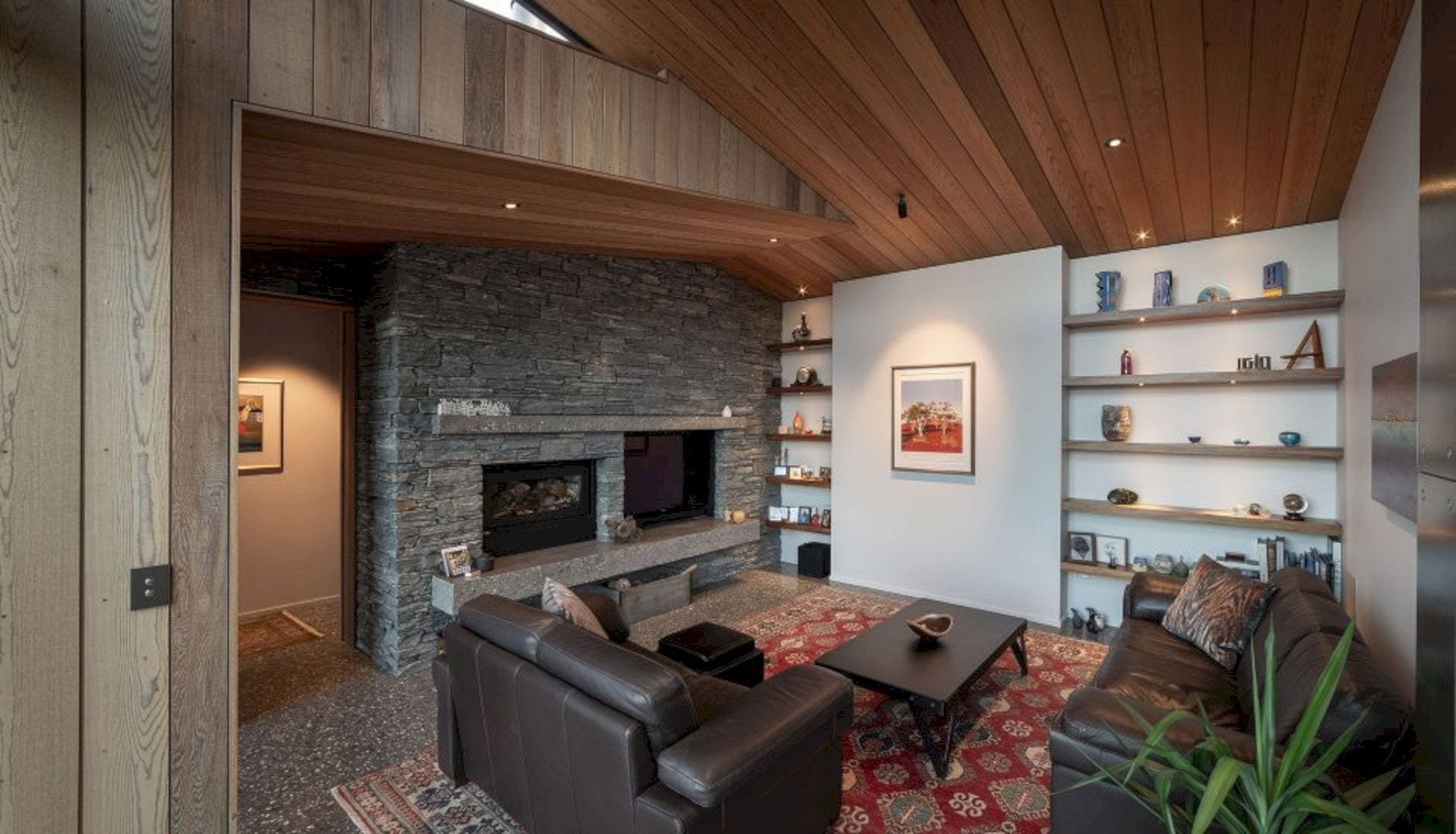 Lake Hawea House By Condon Scott Architects 4