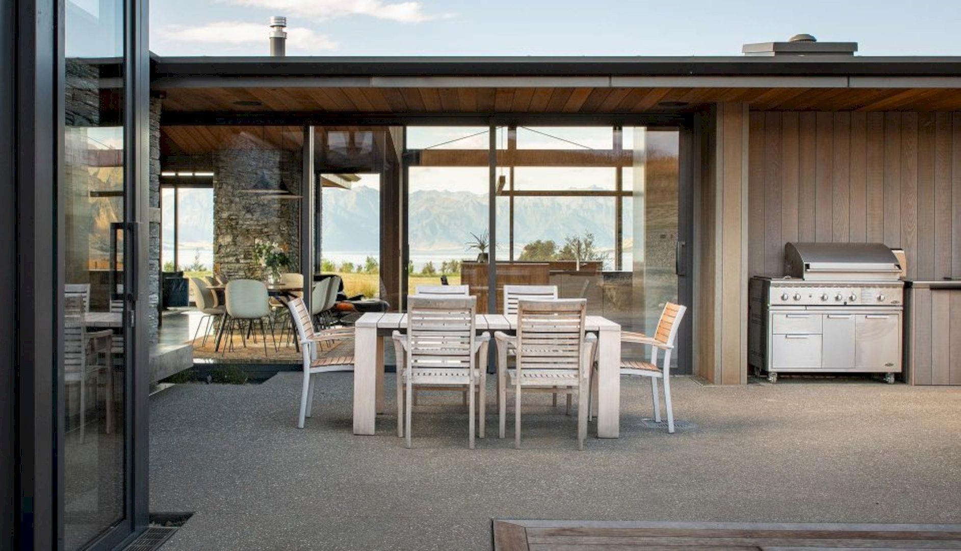 Lake Hawea House By Condon Scott Architects 6