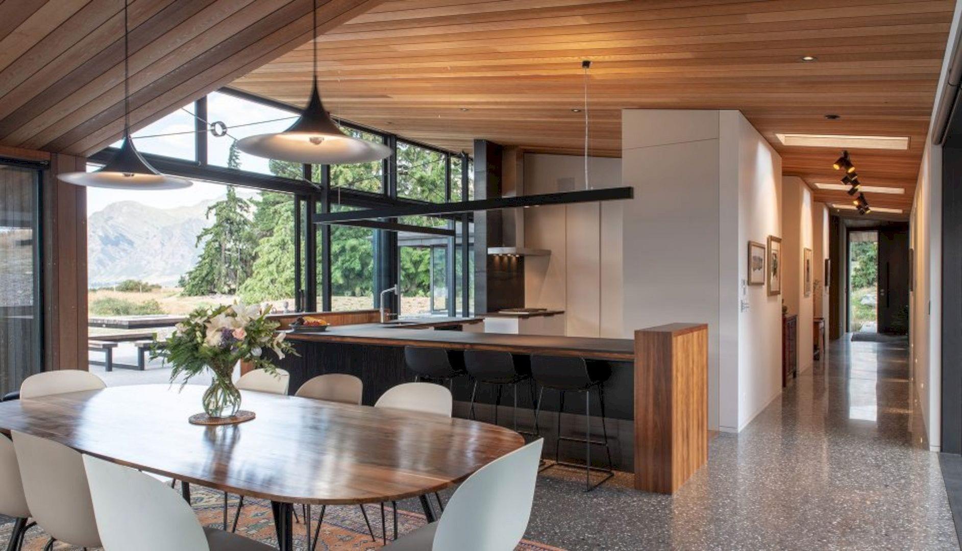 Lake Hawea House By Condon Scott Architects 7