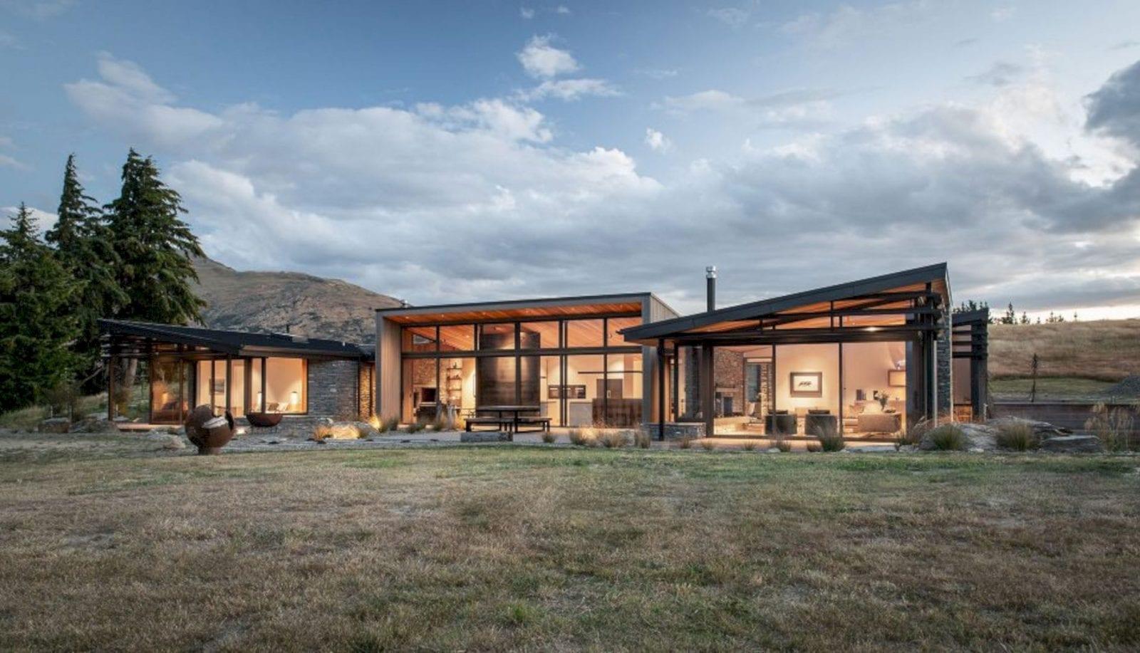 Lake Hawea House By Condon Scott Architects 8