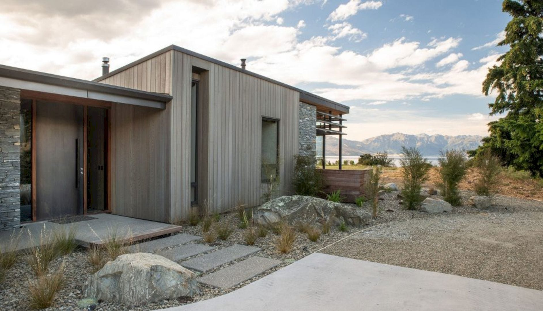 Lake Hawea House By Condon Scott Architects 9