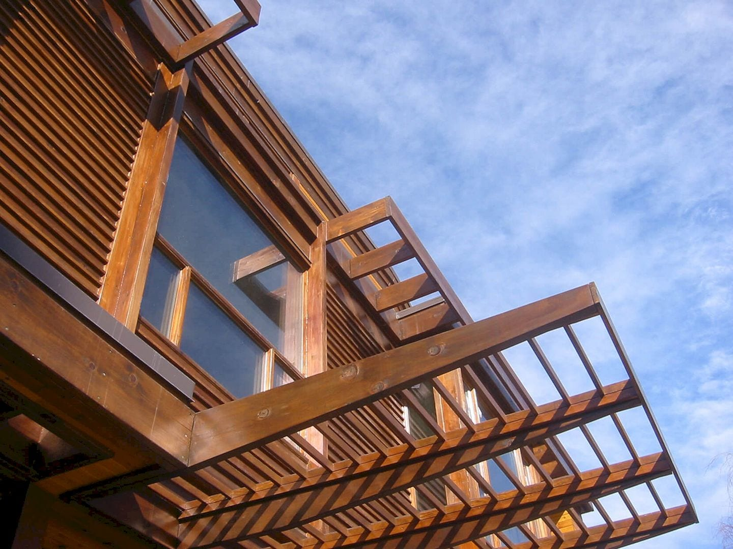 Maddock House By Marc Boutin Architectural Collaborative 5