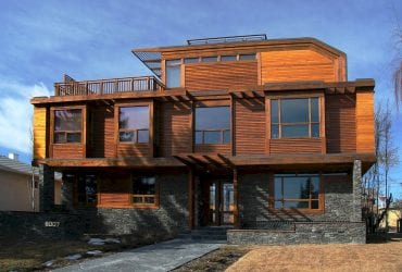 Maddock House By Marc Boutin Architectural Collaborative 7