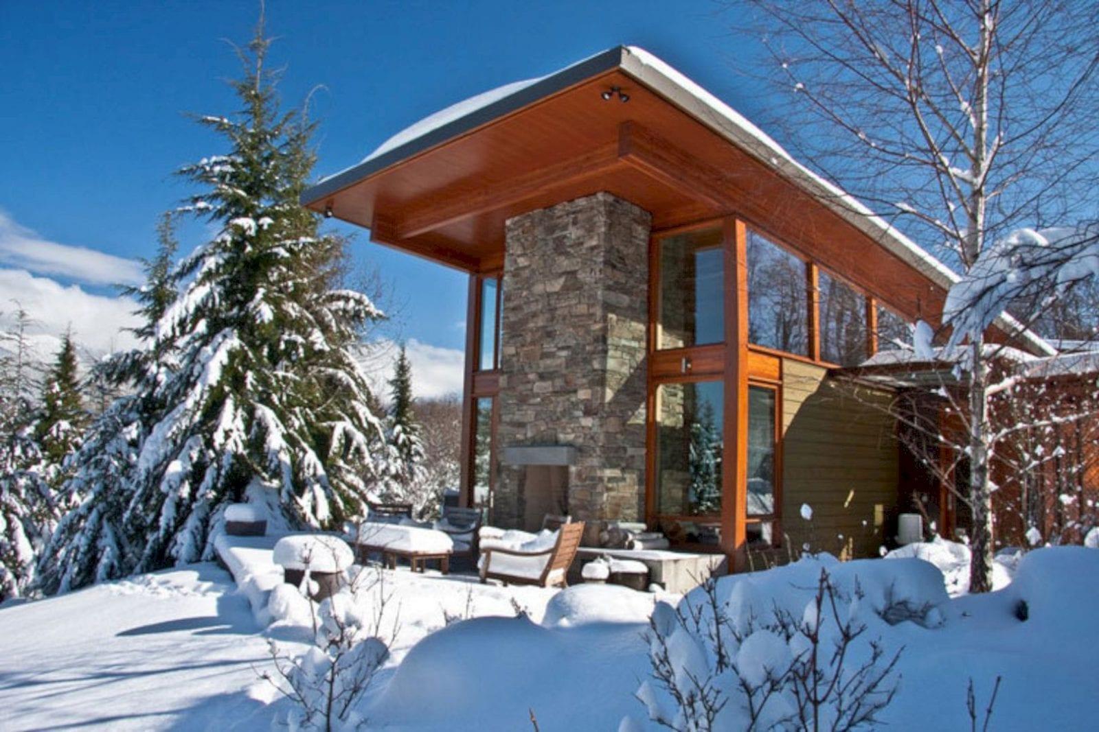 Modern Mountain Cabin North Bend By Prentiss Balance Wickline Architects 3