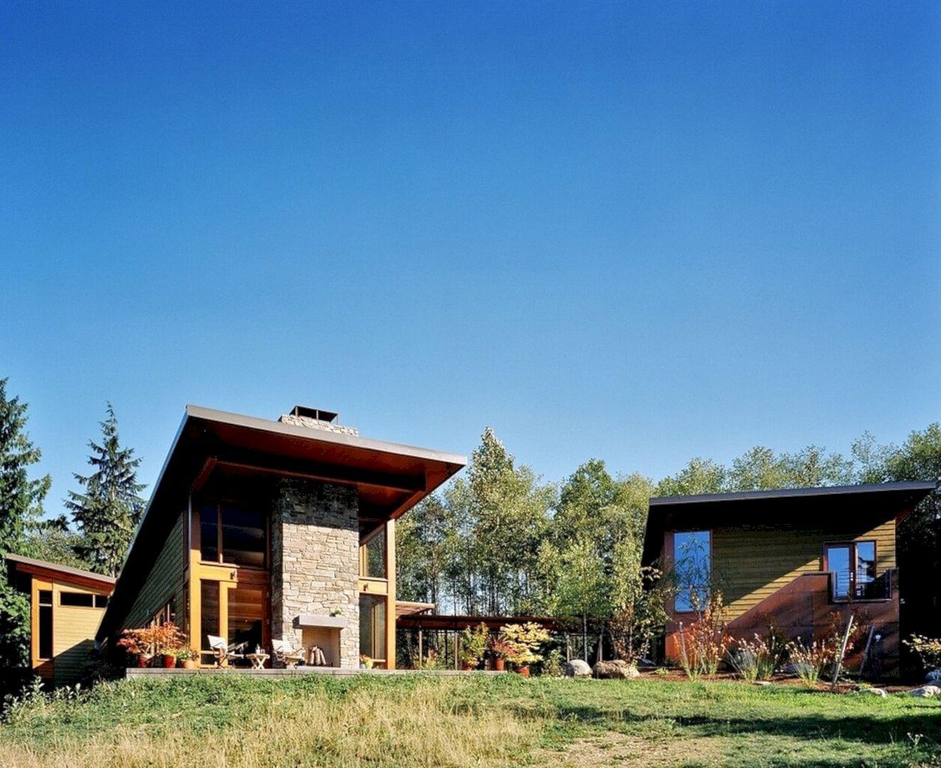 Modern Mountain Cabin North Bend By Prentiss Balance Wickline Architects 6