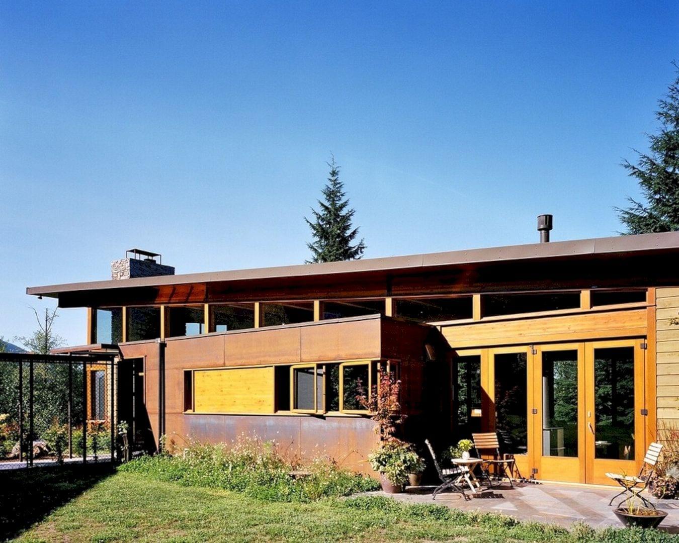 Modern Mountain Cabin North Bend By Prentiss Balance Wickline Architects 7