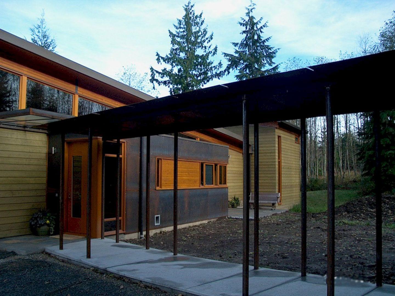 Modern Mountain Cabin North Bend By Prentiss Balance Wickline Architects 8