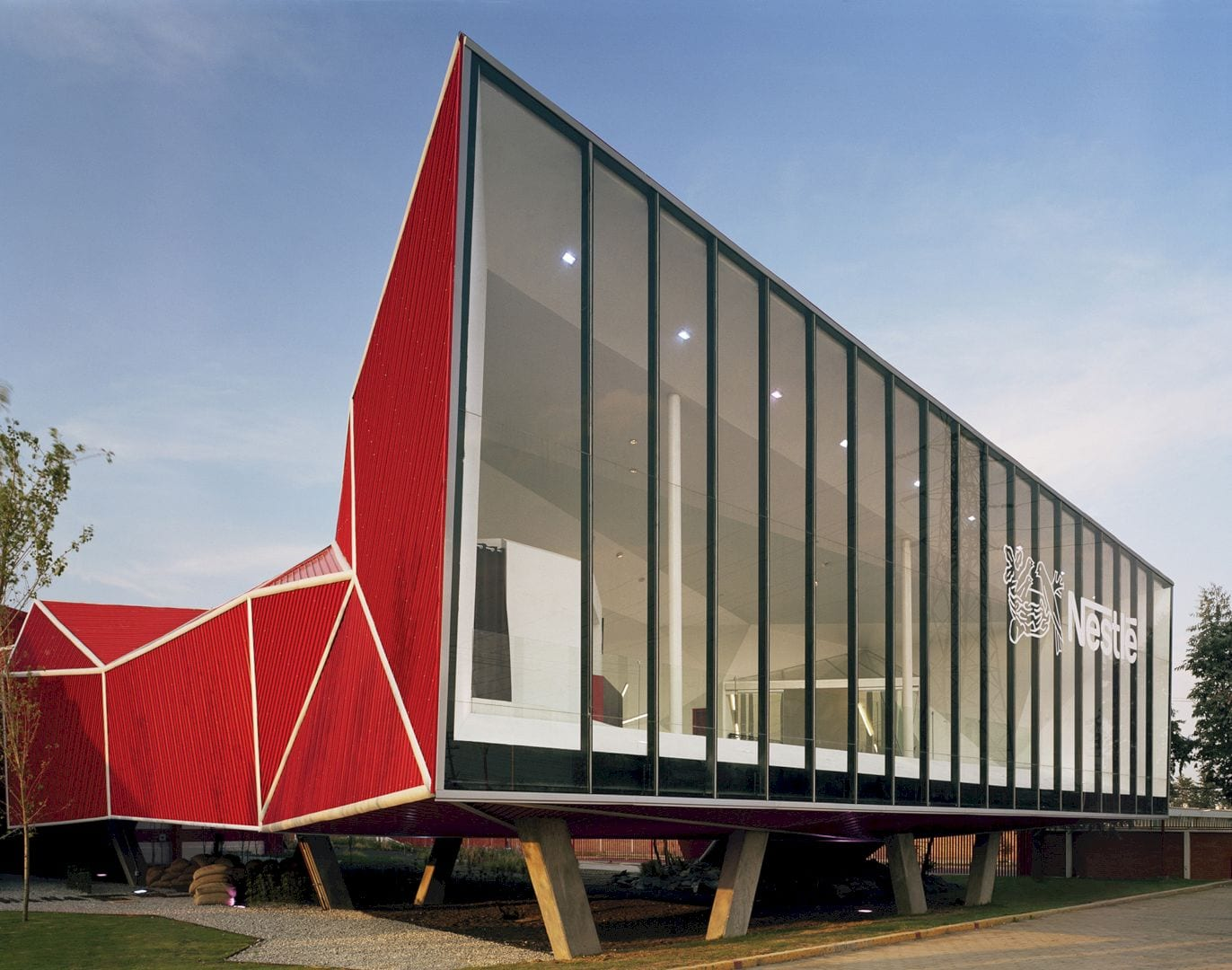 Nestlé Chocolate Museum By Rojkind Arquitectos 5