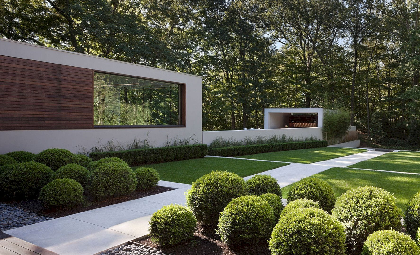 New Canaan Residence By Specht Architects 16