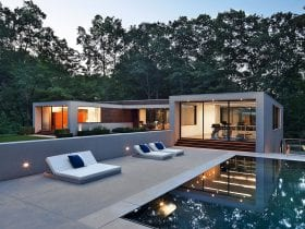 New Canaan Residence By Specht Architects 17