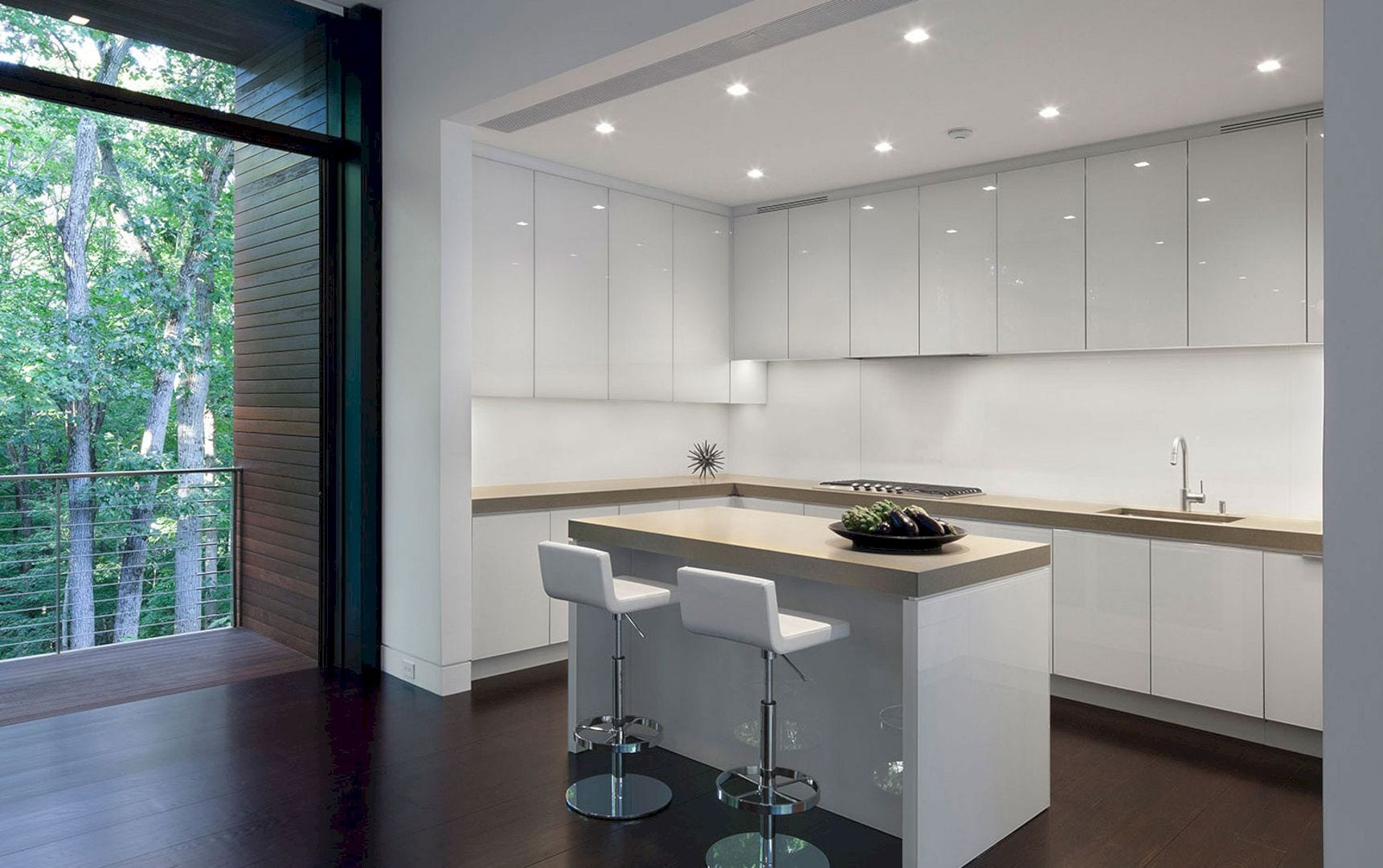 New Canaan Residence By Specht Architects 2