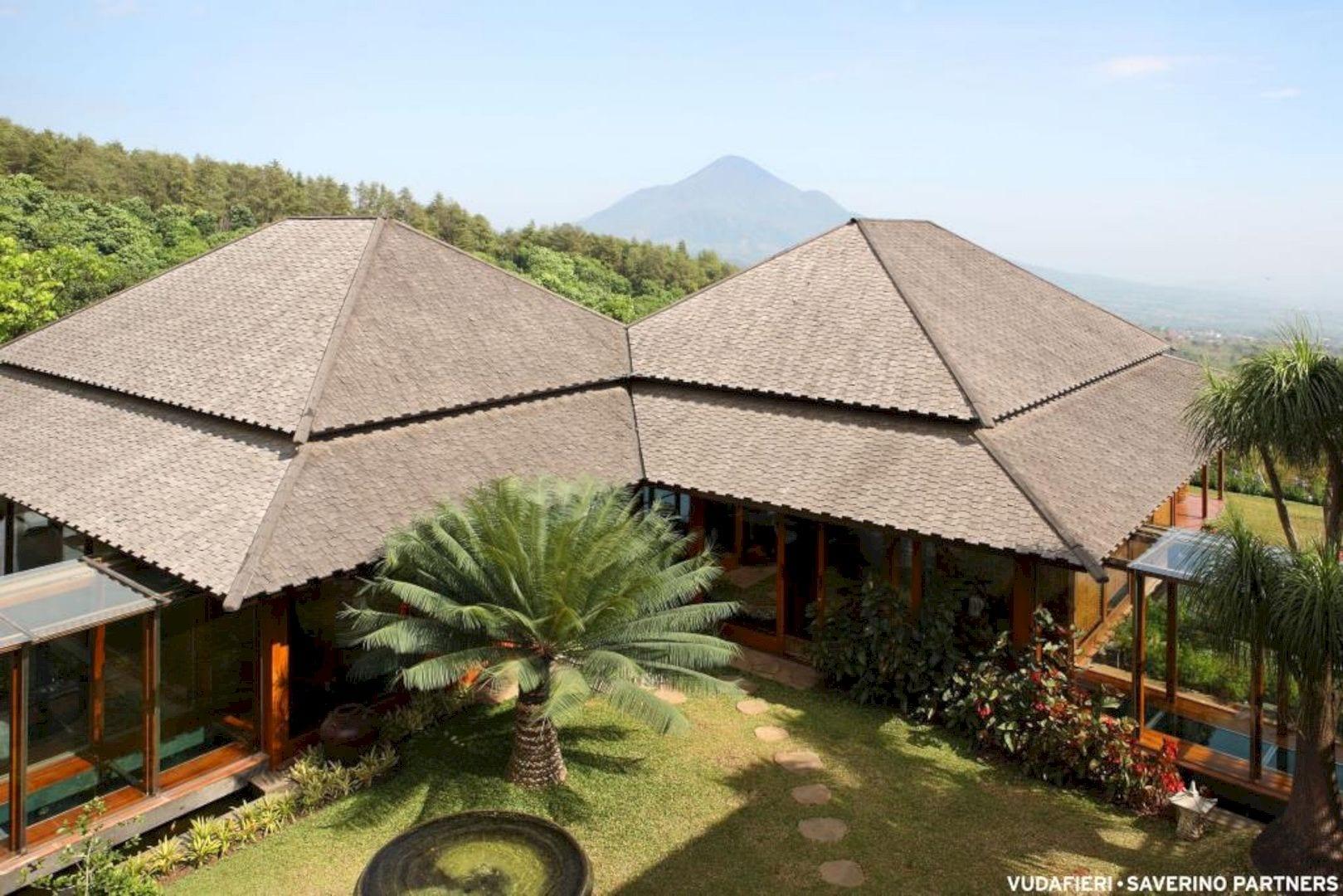 Villa Tretes By Vudafieri Saverino Partners 10