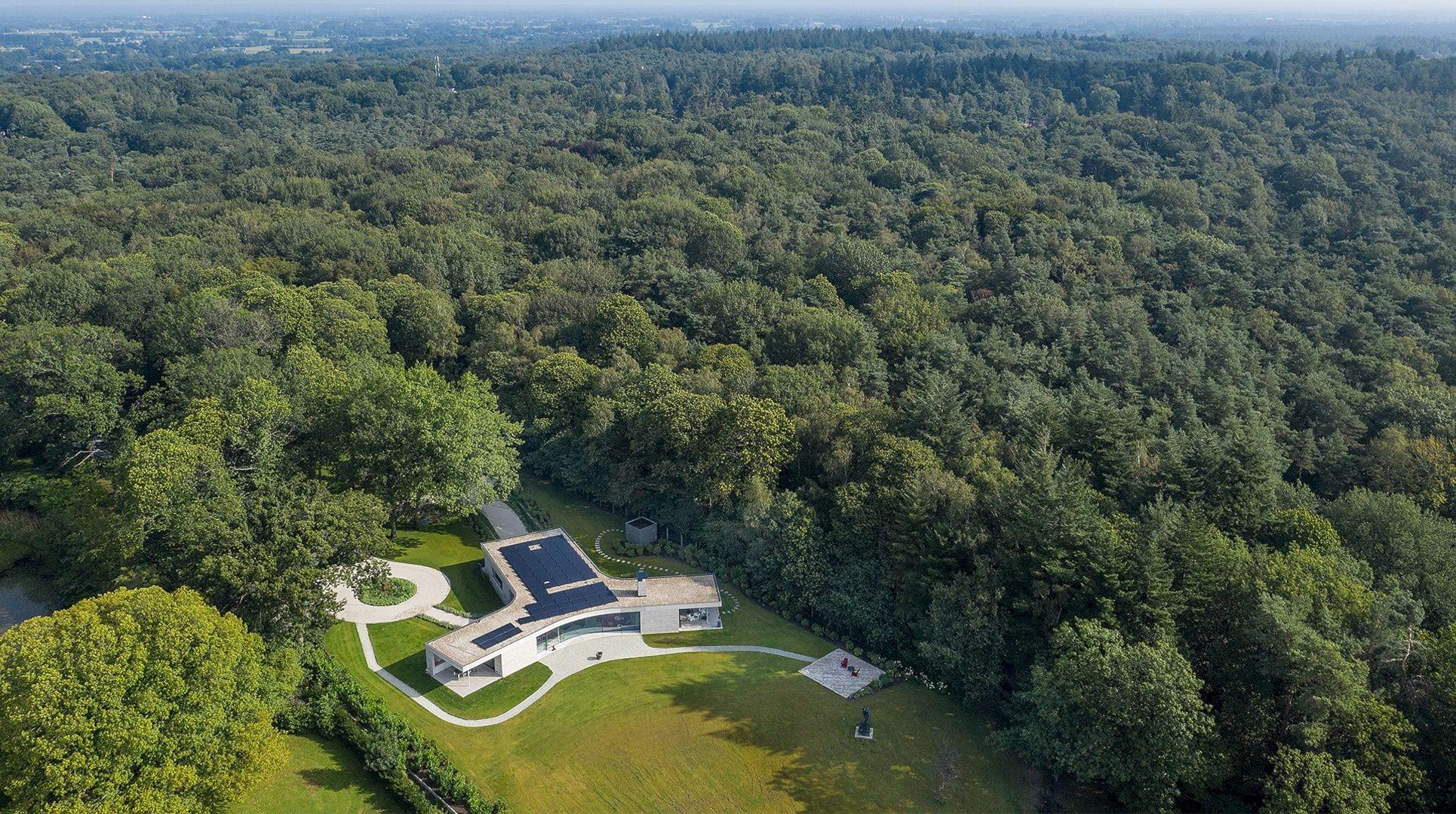 Villa Veluwe By HofmanDujardin 8