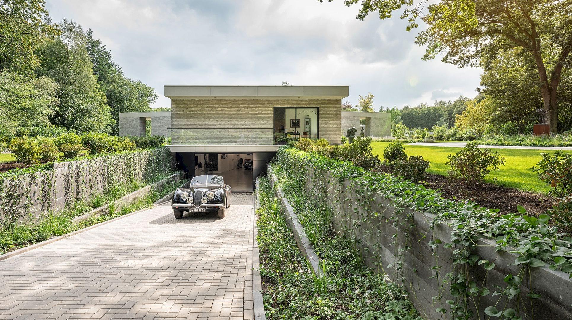 Villa Veluwe By HofmanDujardin 9