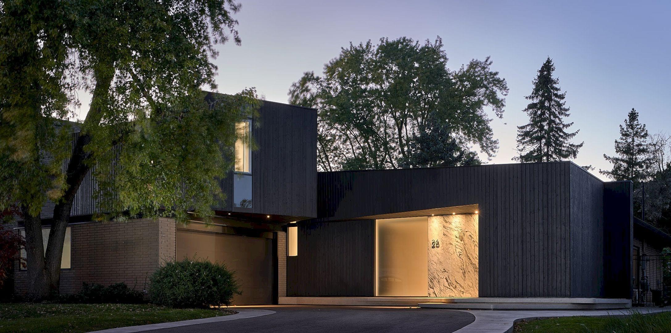 Wrap House By KOHN SHNIER Architects 10