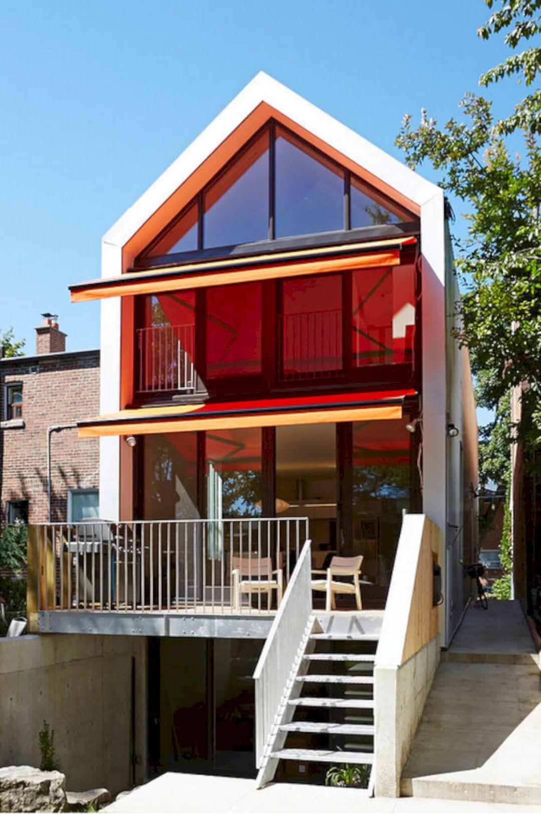 Benson House By KOHN SHNIER Architects 2