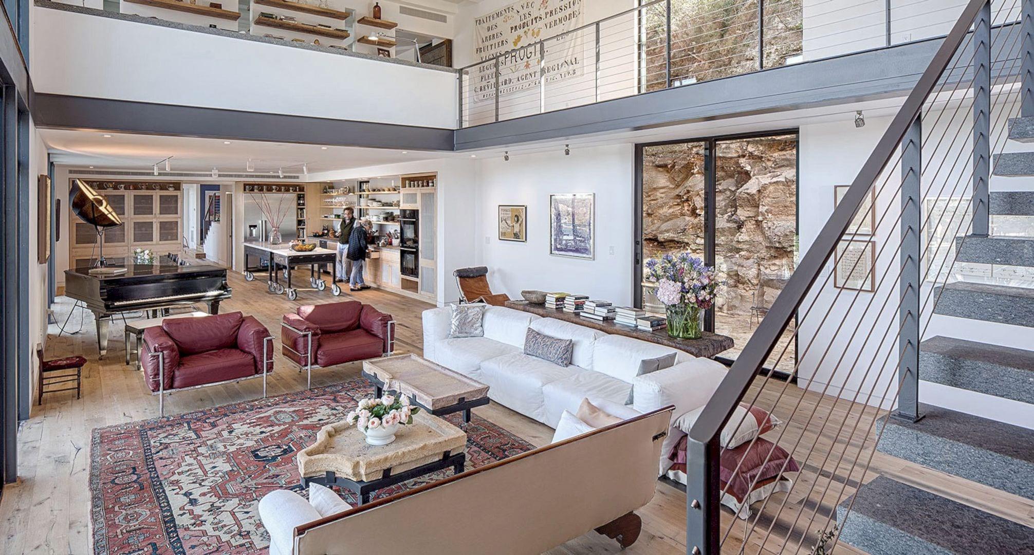 Cliffside Residence By Specht Architects 2