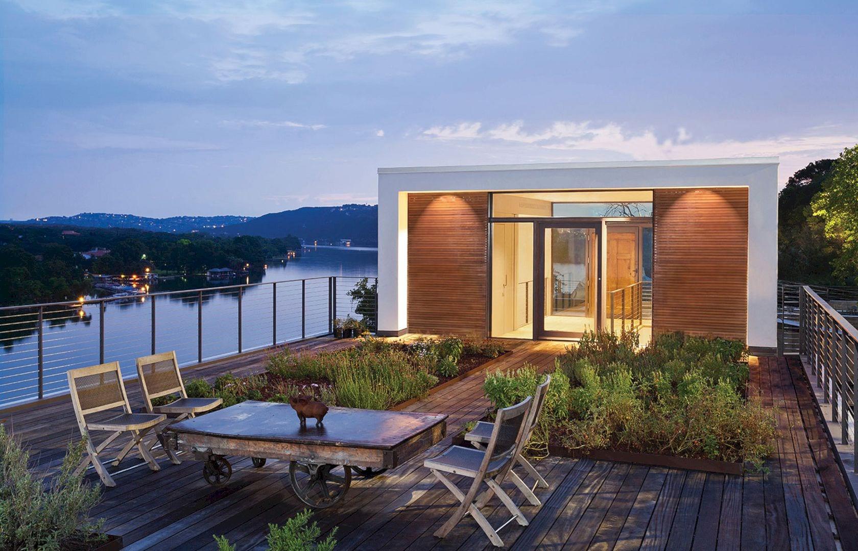 Cliffside Residence By Specht Architects 3