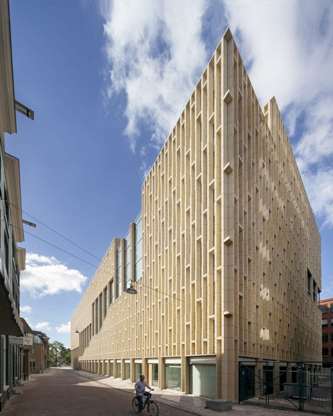 Cultural Center Rozet By Neutelings Riedijk Architects 1