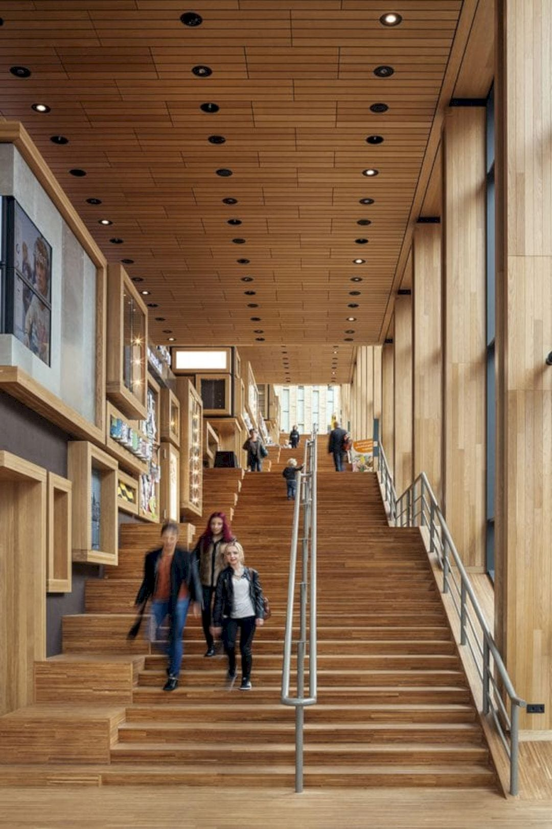 Cultural Center Rozet By Neutelings Riedijk Architects 4