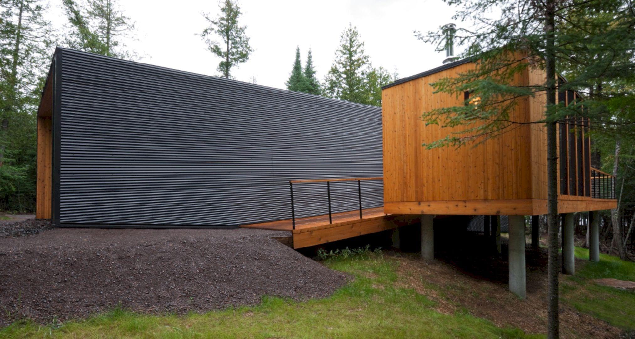 Gunflint Lake Cabin By VJAA 1